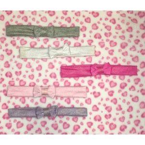 Other - 3/$20 Baby girl headbands